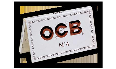 OCB Corta Doppia Bianca N° 4