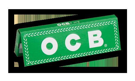 OCB Corta Singola Green n. 8