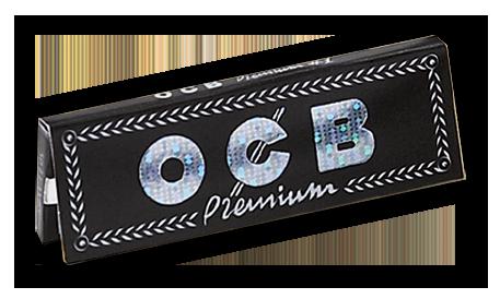 OCB Corta Singola Nera Premium