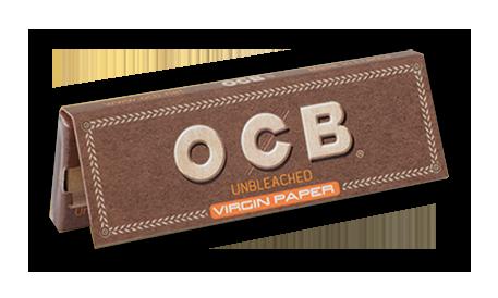 OCB Corta Singola Virgin Brown