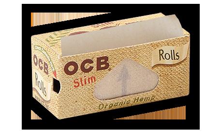 OCB Rolls Canapa Bio