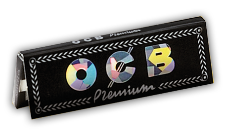 OCB Spagnola Nera 1.1/4 Premium