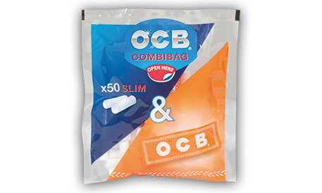 Combibags OCB 6mm Lisci + Orange