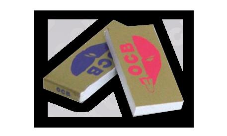 Filtro OCB Blocchetto Oro