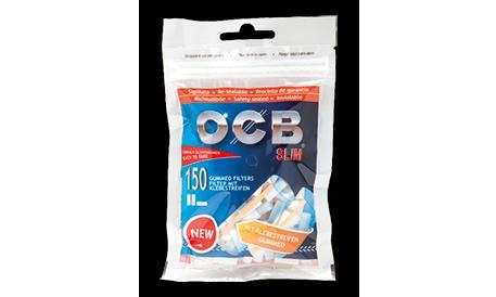 Filtri OCB 6mm Lisci Gommati