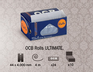 Cartina OCB Ultimate Rolls