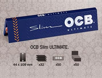 Cartina OCB Ultimate Slim