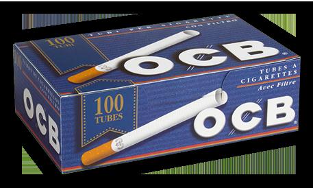 Tubi OCB Blu 100